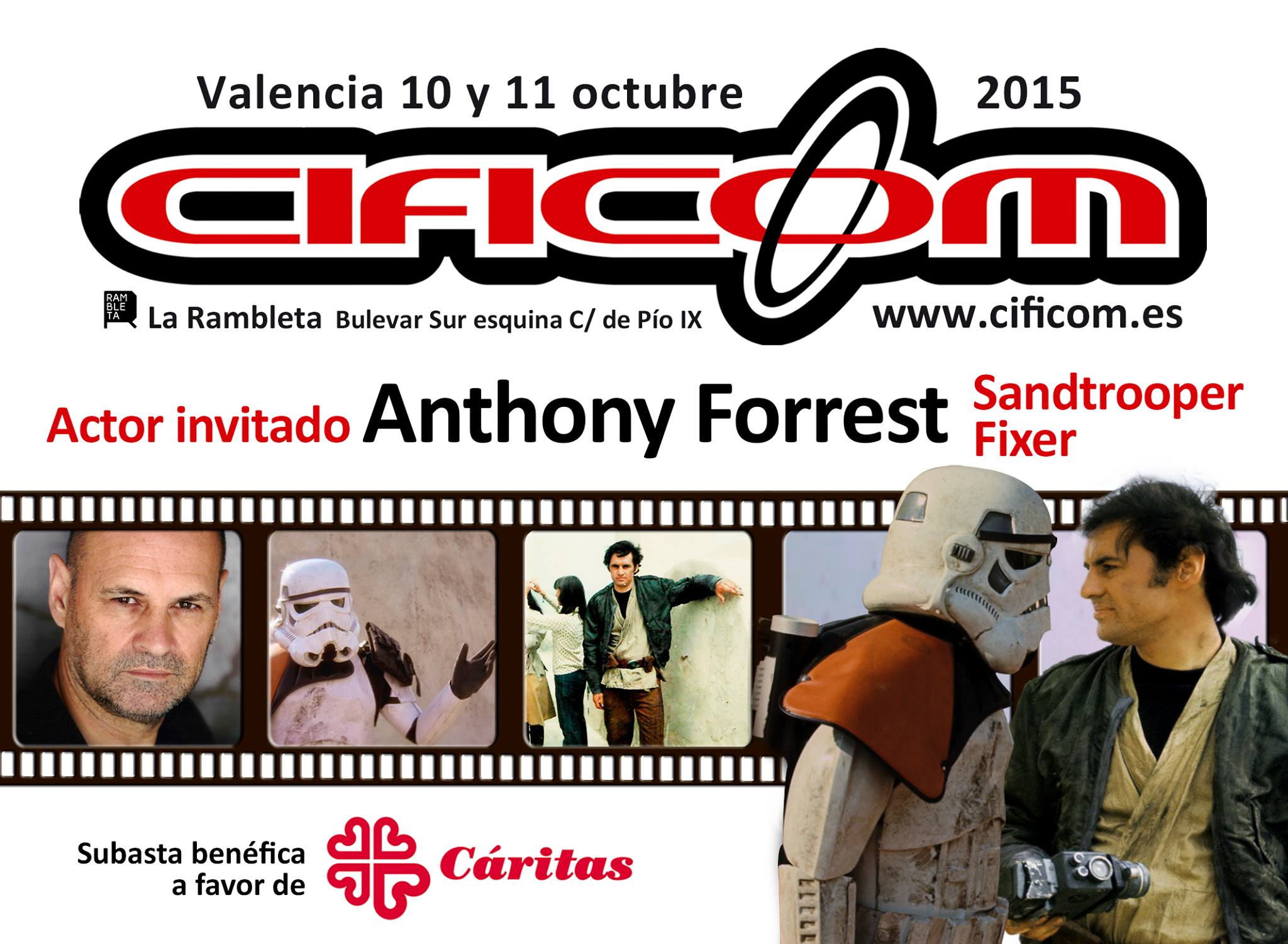 PUBLI -Anthony Forrest CIFICOM