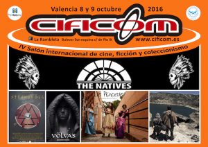 Banner CIFICOM 2016 The Natives